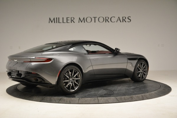 Used 2017 Aston Martin DB11 V12 Launch Edition for sale $134,900 at Alfa Romeo of Greenwich in Greenwich CT 06830 8