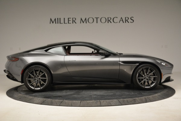 Used 2017 Aston Martin DB11 V12 Launch Edition for sale $134,900 at Alfa Romeo of Greenwich in Greenwich CT 06830 9