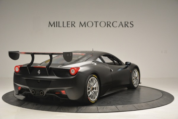 Used 2013 Ferrari 458 Challenge for sale $139,900 at Alfa Romeo of Greenwich in Greenwich CT 06830 7