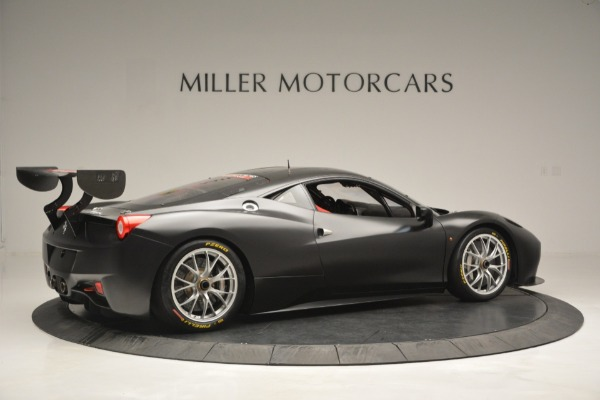 Used 2013 Ferrari 458 Challenge for sale $139,900 at Alfa Romeo of Greenwich in Greenwich CT 06830 8