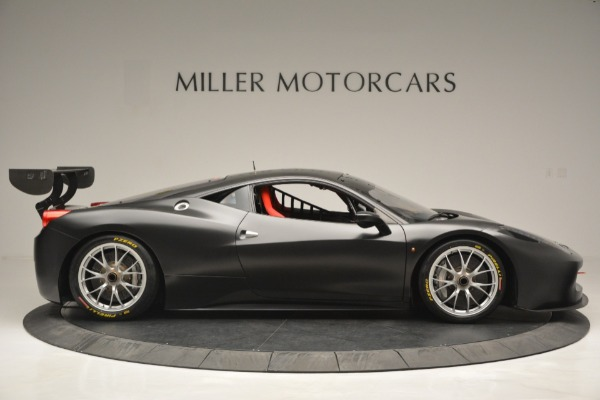 Used 2013 Ferrari 458 Challenge for sale $139,900 at Alfa Romeo of Greenwich in Greenwich CT 06830 9