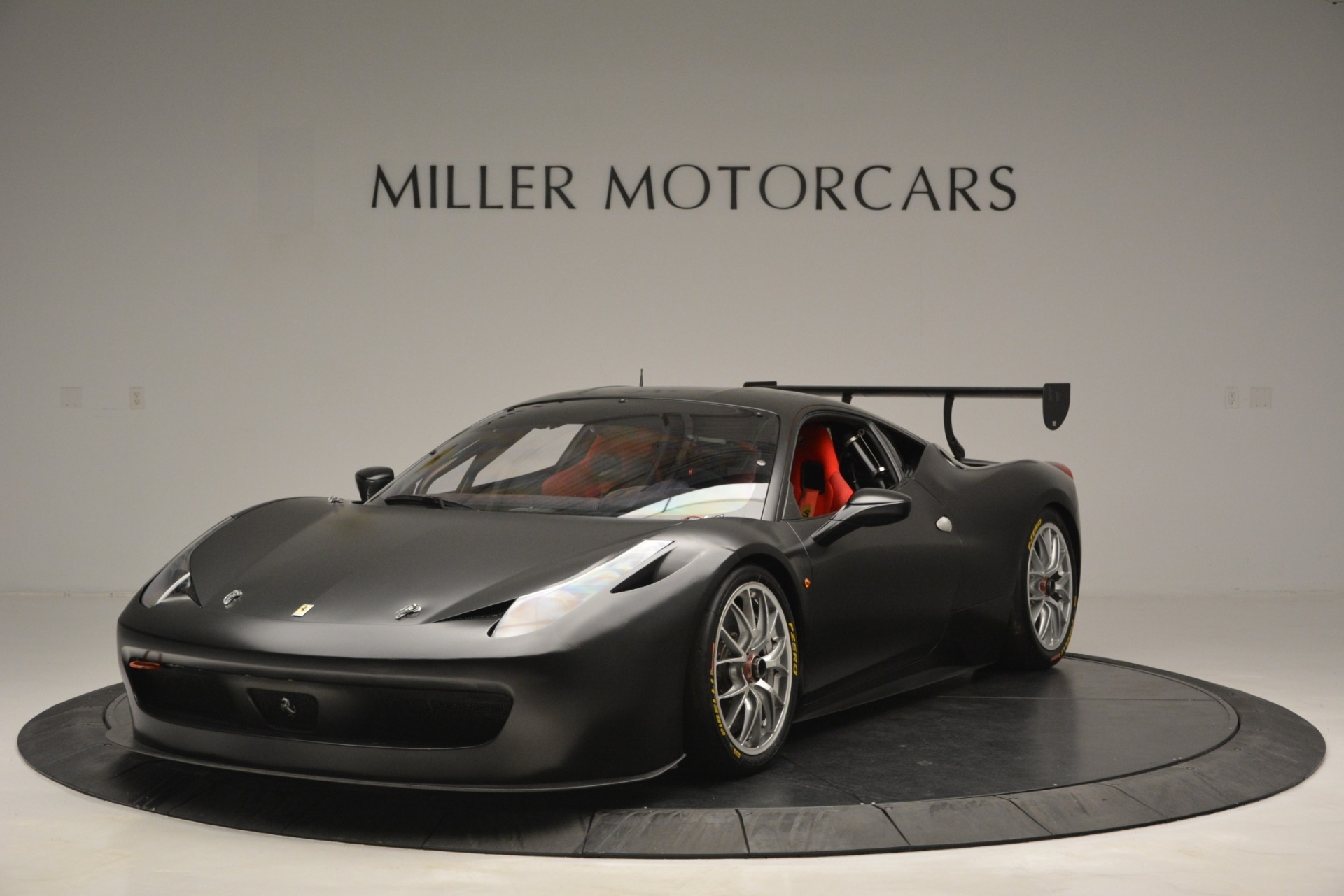 Used 2013 Ferrari 458 Challenge for sale $139,900 at Alfa Romeo of Greenwich in Greenwich CT 06830 1