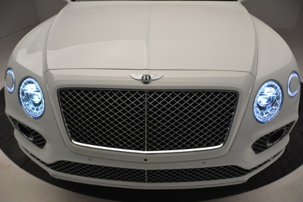 Used 2018 Bentley Bentayga Activity Edition for sale Sold at Alfa Romeo of Greenwich in Greenwich CT 06830 14