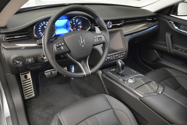 Used 2018 Maserati Quattroporte S Q4 Gransport for sale Sold at Alfa Romeo of Greenwich in Greenwich CT 06830 12