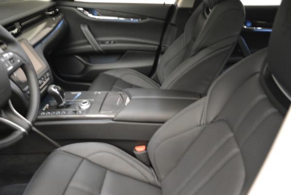Used 2018 Maserati Quattroporte S Q4 Gransport for sale Sold at Alfa Romeo of Greenwich in Greenwich CT 06830 13