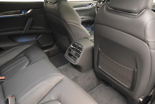 Used 2018 Maserati Quattroporte S Q4 Gransport for sale Sold at Alfa Romeo of Greenwich in Greenwich CT 06830 22