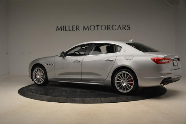 Used 2018 Maserati Quattroporte S Q4 Gransport for sale Sold at Alfa Romeo of Greenwich in Greenwich CT 06830 3