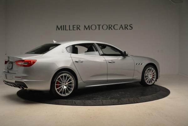 Used 2018 Maserati Quattroporte S Q4 Gransport for sale $69,900 at Alfa Romeo of Greenwich in Greenwich CT 06830 7