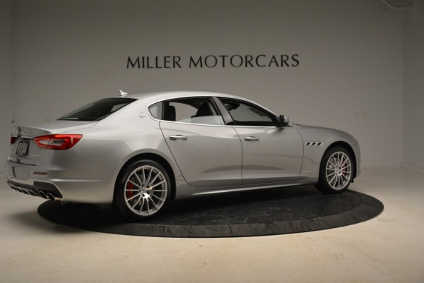 Used 2018 Maserati Quattroporte S Q4 Gransport for sale Sold at Alfa Romeo of Greenwich in Greenwich CT 06830 7