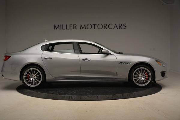Used 2018 Maserati Quattroporte S Q4 Gransport for sale Sold at Alfa Romeo of Greenwich in Greenwich CT 06830 8