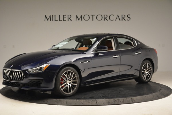 New 2018 Maserati Ghibli S Q4 for sale Sold at Alfa Romeo of Greenwich in Greenwich CT 06830 2