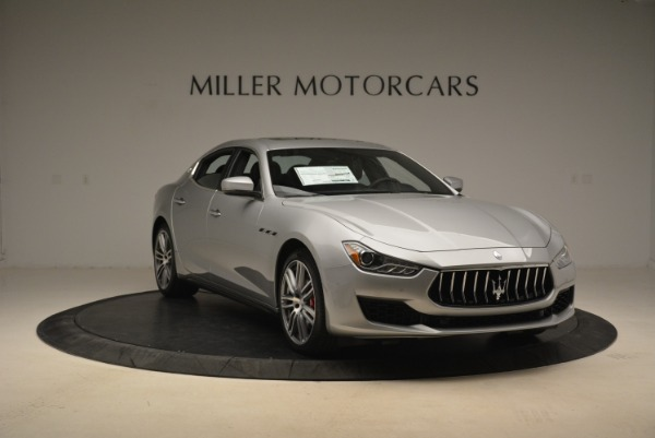 Used 2018 Maserati Ghibli S Q4 for sale Sold at Alfa Romeo of Greenwich in Greenwich CT 06830 10