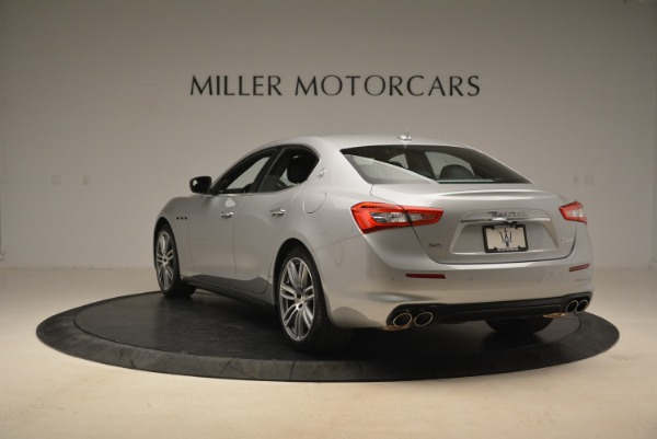 Used 2018 Maserati Ghibli S Q4 for sale Sold at Alfa Romeo of Greenwich in Greenwich CT 06830 4
