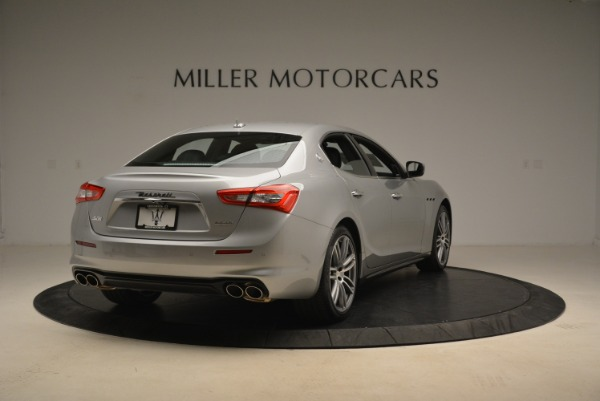Used 2018 Maserati Ghibli S Q4 for sale Sold at Alfa Romeo of Greenwich in Greenwich CT 06830 6