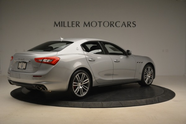 Used 2018 Maserati Ghibli S Q4 for sale Sold at Alfa Romeo of Greenwich in Greenwich CT 06830 7
