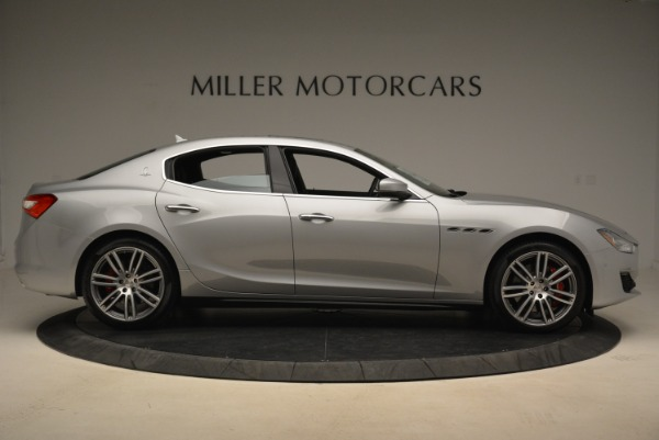 Used 2018 Maserati Ghibli S Q4 for sale Sold at Alfa Romeo of Greenwich in Greenwich CT 06830 8