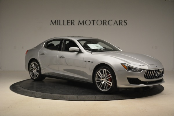 Used 2018 Maserati Ghibli S Q4 for sale Sold at Alfa Romeo of Greenwich in Greenwich CT 06830 9