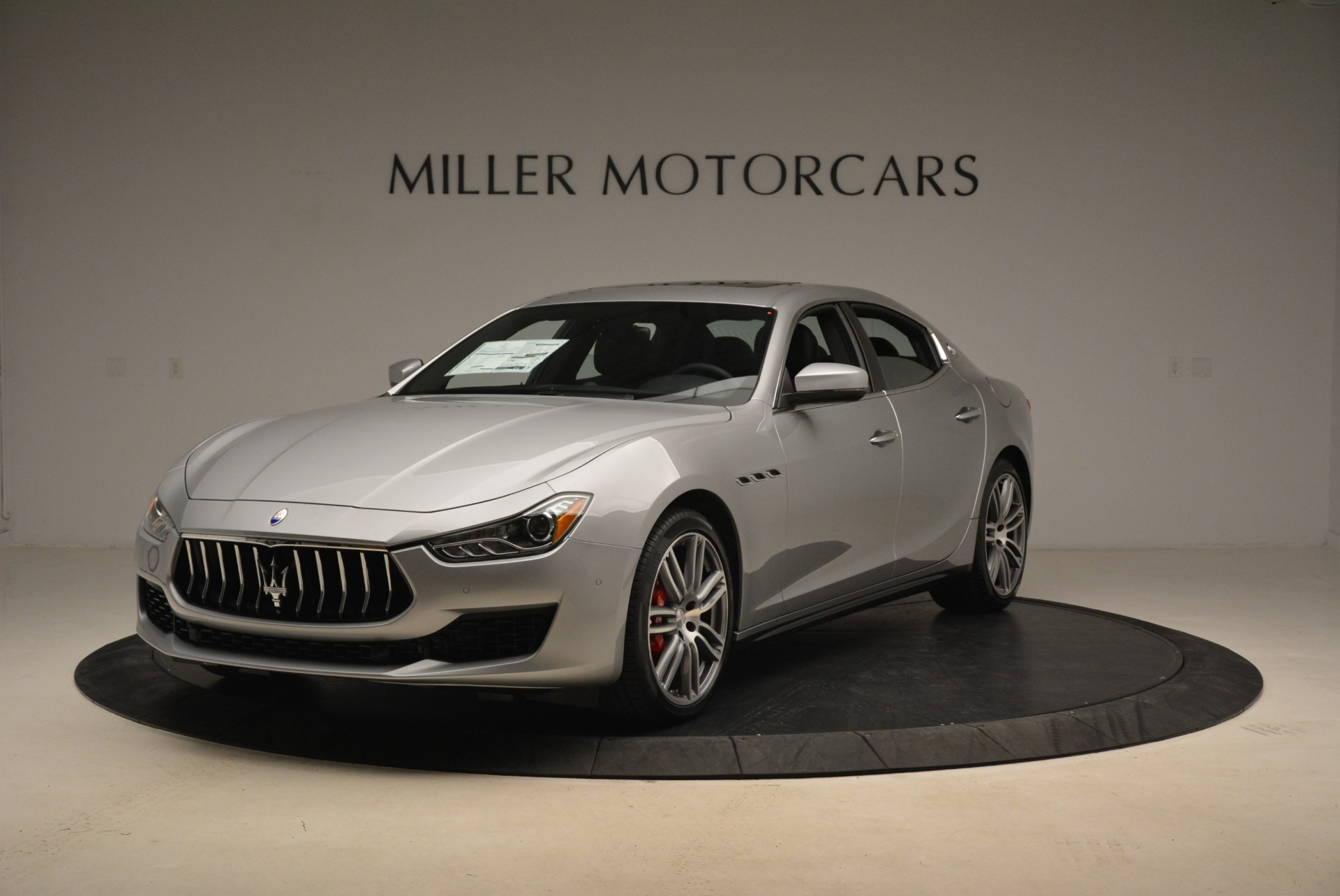 Used 2018 Maserati Ghibli S Q4 for sale Sold at Alfa Romeo of Greenwich in Greenwich CT 06830 1