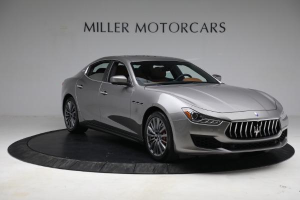 Used 2018 Maserati Ghibli S Q4 for sale $54,900 at Alfa Romeo of Greenwich in Greenwich CT 06830 11