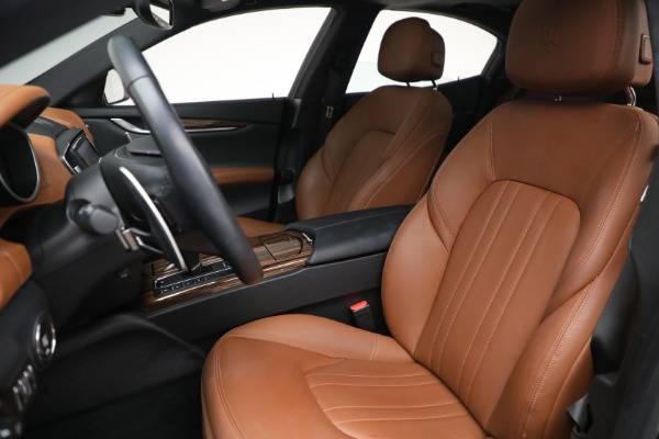 Used 2018 Maserati Ghibli S Q4 for sale $54,900 at Alfa Romeo of Greenwich in Greenwich CT 06830 15