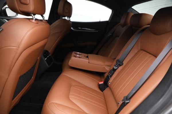 Used 2018 Maserati Ghibli S Q4 for sale $54,900 at Alfa Romeo of Greenwich in Greenwich CT 06830 22