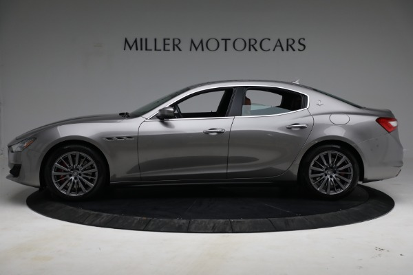 Used 2018 Maserati Ghibli S Q4 for sale $54,900 at Alfa Romeo of Greenwich in Greenwich CT 06830 3