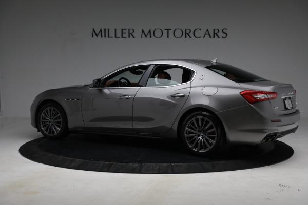 Used 2018 Maserati Ghibli S Q4 for sale $54,900 at Alfa Romeo of Greenwich in Greenwich CT 06830 4