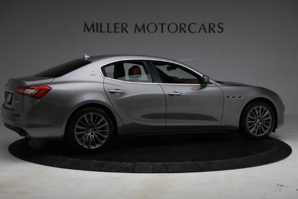 Used 2018 Maserati Ghibli S Q4 for sale $54,900 at Alfa Romeo of Greenwich in Greenwich CT 06830 8