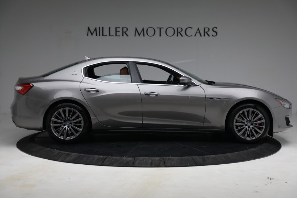 Used 2018 Maserati Ghibli S Q4 for sale $54,900 at Alfa Romeo of Greenwich in Greenwich CT 06830 9