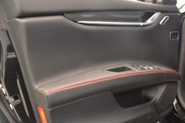 New 2018 Maserati Ghibli S Q4 GranSport for sale Sold at Alfa Romeo of Greenwich in Greenwich CT 06830 18