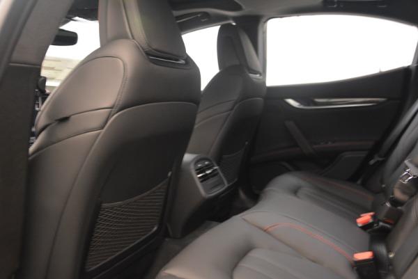 New 2018 Maserati Ghibli S Q4 GranSport for sale Sold at Alfa Romeo of Greenwich in Greenwich CT 06830 20