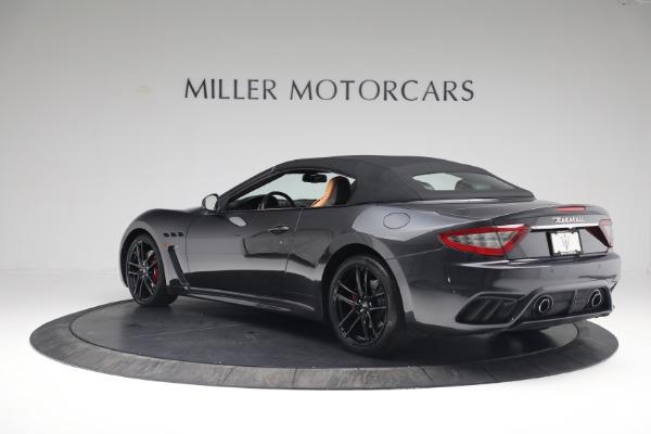 New 2018 Maserati GranTurismo MC Convertible for sale Sold at Alfa Romeo of Greenwich in Greenwich CT 06830 15