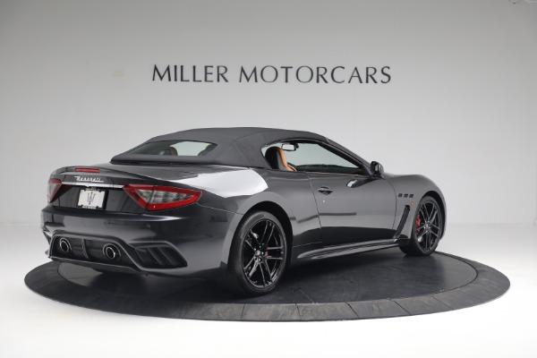New 2018 Maserati GranTurismo MC Convertible for sale Sold at Alfa Romeo of Greenwich in Greenwich CT 06830 16