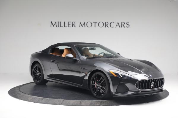 New 2018 Maserati GranTurismo MC Convertible for sale Sold at Alfa Romeo of Greenwich in Greenwich CT 06830 18