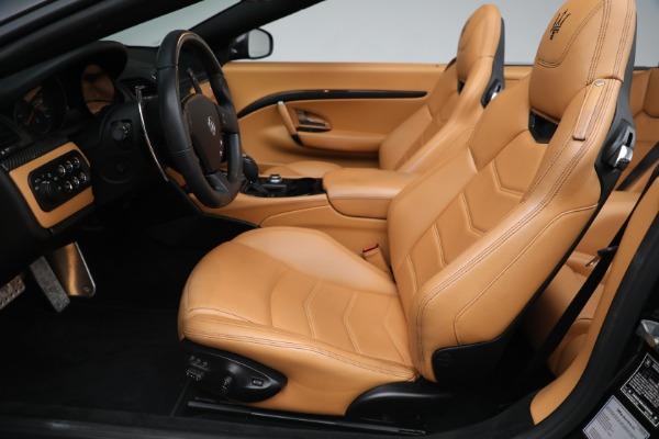 New 2018 Maserati GranTurismo MC Convertible for sale Sold at Alfa Romeo of Greenwich in Greenwich CT 06830 20