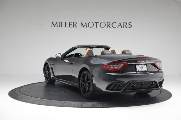 New 2018 Maserati GranTurismo MC Convertible for sale Sold at Alfa Romeo of Greenwich in Greenwich CT 06830 5