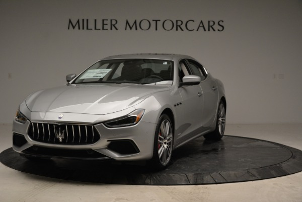 New 2018 Maserati Ghibli S Q4 Gransport for sale Sold at Alfa Romeo of Greenwich in Greenwich CT 06830 1