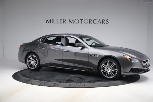 Used 2018 Maserati Quattroporte S Q4 GranLusso for sale $65,900 at Alfa Romeo of Greenwich in Greenwich CT 06830 10