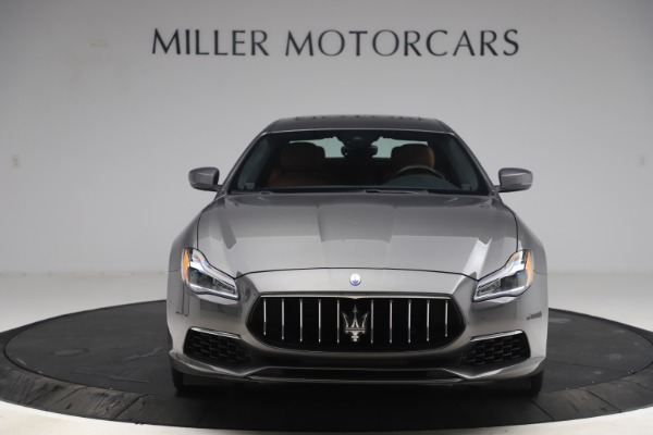 Used 2018 Maserati Quattroporte S Q4 GranLusso for sale $65,900 at Alfa Romeo of Greenwich in Greenwich CT 06830 12