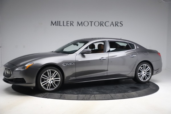 Used 2018 Maserati Quattroporte S Q4 GranLusso for sale $65,900 at Alfa Romeo of Greenwich in Greenwich CT 06830 2