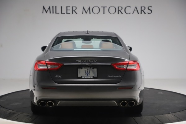 Used 2018 Maserati Quattroporte S Q4 GranLusso for sale $65,900 at Alfa Romeo of Greenwich in Greenwich CT 06830 6
