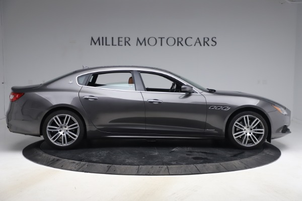 Used 2018 Maserati Quattroporte S Q4 GranLusso for sale $65,900 at Alfa Romeo of Greenwich in Greenwich CT 06830 9