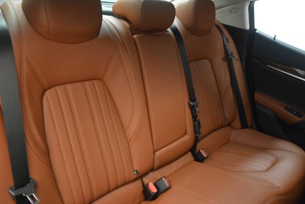 New 2018 Maserati Ghibli S Q4 GranLusso for sale Sold at Alfa Romeo of Greenwich in Greenwich CT 06830 18