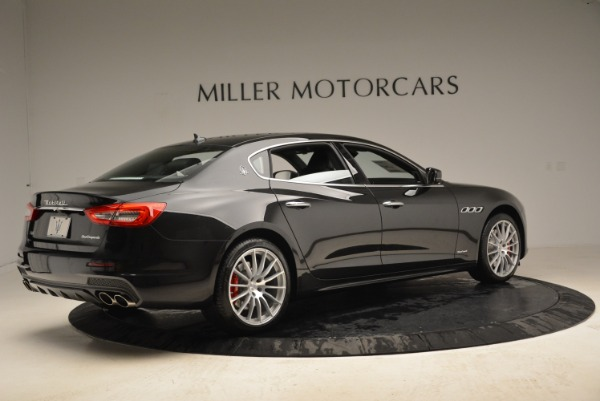 New 2018 Maserati Quattroporte S Q4 Gransport for sale Sold at Alfa Romeo of Greenwich in Greenwich CT 06830 10