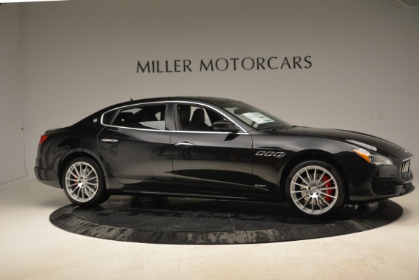 New 2018 Maserati Quattroporte S Q4 Gransport for sale Sold at Alfa Romeo of Greenwich in Greenwich CT 06830 12