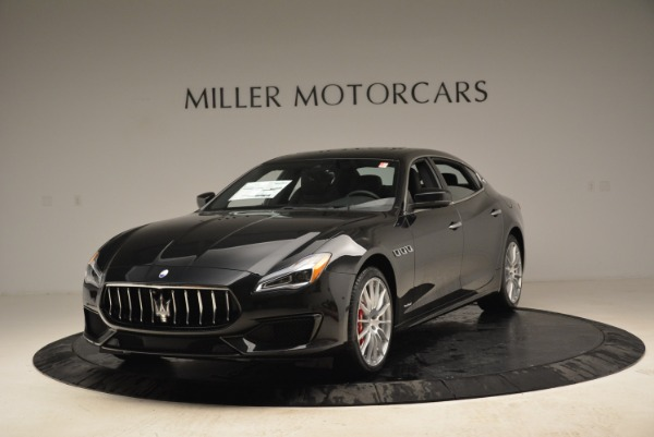 New 2018 Maserati Quattroporte S Q4 Gransport for sale Sold at Alfa Romeo of Greenwich in Greenwich CT 06830 2