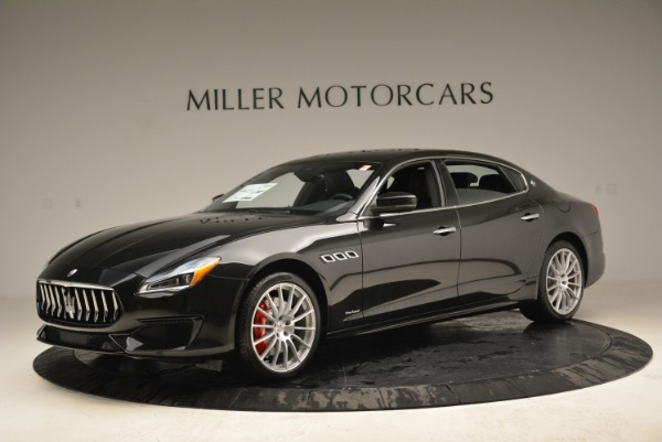 New 2018 Maserati Quattroporte S Q4 Gransport for sale Sold at Alfa Romeo of Greenwich in Greenwich CT 06830 3