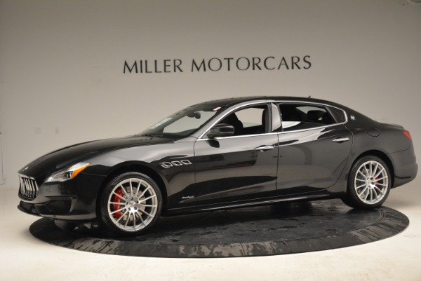 New 2018 Maserati Quattroporte S Q4 Gransport for sale Sold at Alfa Romeo of Greenwich in Greenwich CT 06830 4