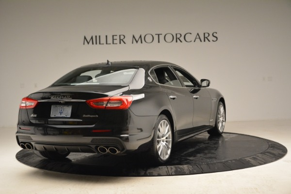 New 2018 Maserati Quattroporte S Q4 Gransport for sale Sold at Alfa Romeo of Greenwich in Greenwich CT 06830 9