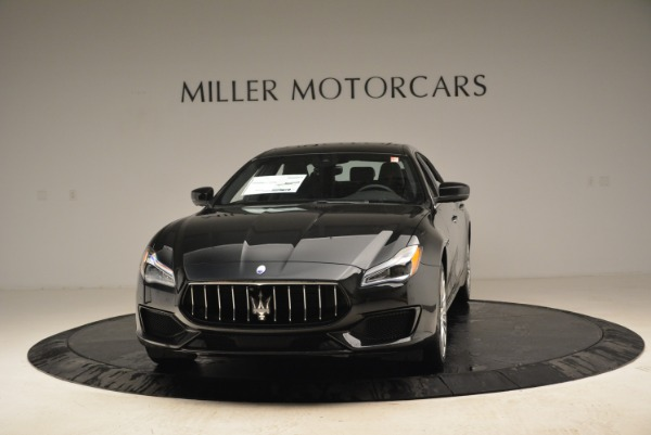New 2018 Maserati Quattroporte S Q4 Gransport for sale Sold at Alfa Romeo of Greenwich in Greenwich CT 06830 1